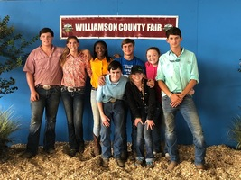 FFA Livestock Team Begins the Season