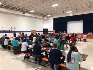 RPS Parents Attend Carl Perkins Family Child Abuse Prevention Training Class