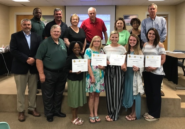 Lauderdale County Teachers Receive Tenure