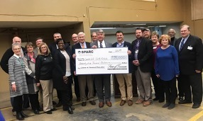 SPARC Grant Announced - Welding Program Coming to Lauderdale County Schools