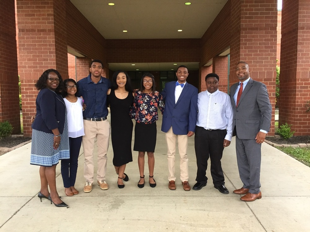Halls High Students Highlighted for Participation with EEOG