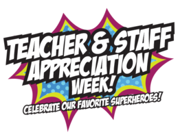 2020 Teacher and Staff Appreciation Week