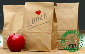 LCS Offers Free Meal Pick Up for Children at Home