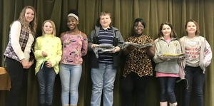 ​  2020 County 4-H Public Speaking Contest