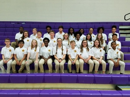 RMS Jr. Beta Club Attends State Convention