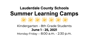 Summer Learning Enrollment Begins Today for K-8 Students