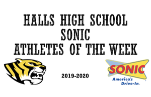HHS Sonic Athletes of the Week
