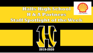 HHS H&A Partners Staff Spotlight of the Week