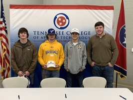 Local Students Participate in TCAT Signing Day