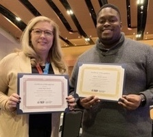 HHS and RMS Receive Recognition at State Conference