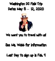 Washington Trip Information