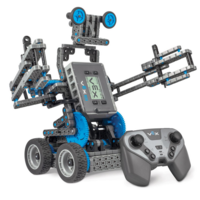 First RMS VEX Robotics Team Named