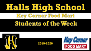 HHS Key Corner Students of the Week