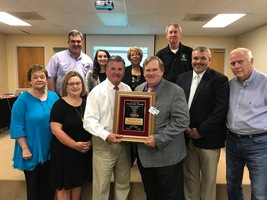 Lauderdale County School Board Named as TN Board of Distinction