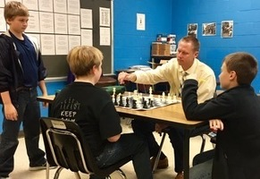 RMS Chess Club Visitor