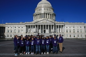 RMS goes to Washington, D.C.