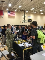 HHS Hosts College Fair