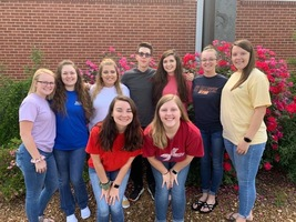 HHS Nursing Students Earn Certificates