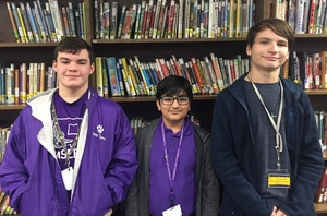 RMS 2019-2020 Spelling Bee Winners