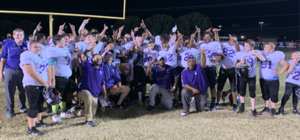 RMS Wins West TN Football Championship