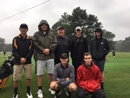 HHS Golf Team Makes School History