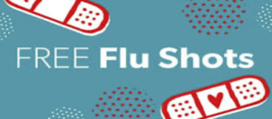 Free Drive Up Flu Shots