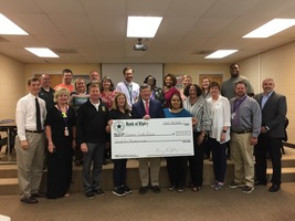 Bank of Ripley Supports Literacy in All Lauderdale County Schools