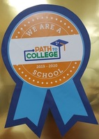 RMS Receives Path to College Designation by State