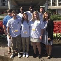 Lauderdale County Students attend International Bullying Conference - San Diego