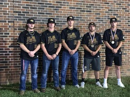 HHS Baseball Players Earn District Honors