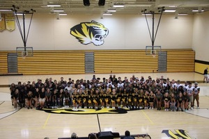 Fun Night at Meet the Tigers!