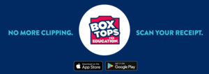 SUPPORT OUR SCHOOL WITH BOXTOPS!
