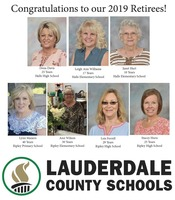 2019 Retirees Honored