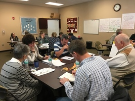 School Board Holds Annual Retreat
