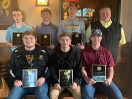 HHS Golf Team Holds End of Year Banquet