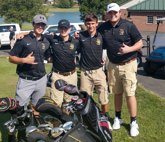 HHS Golf Team