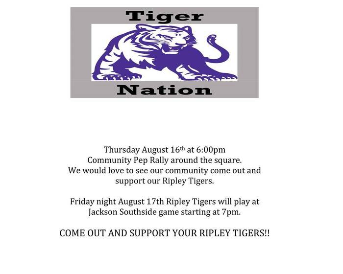 Tiger Nation