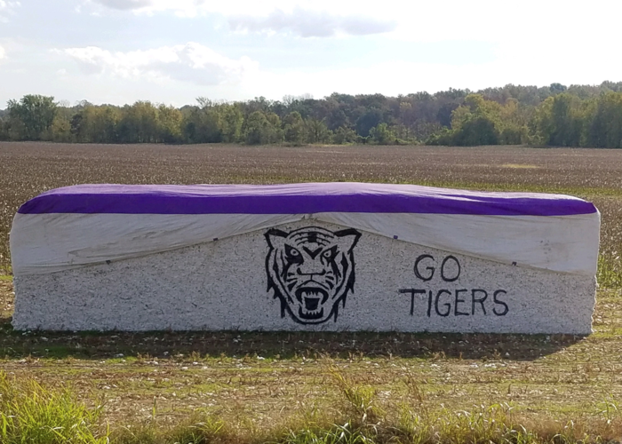 Thank you to Mr. Vernon McBride III, a local Ripley farmer, for supporting Tiger Nation!