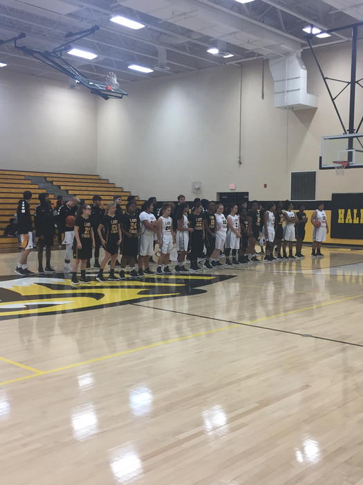 2018-19 Tiger Basketball Teams