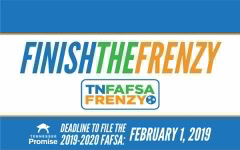 Ripley High School will host a FAFSA Frenzy event this Thursday from 3:30-6:00. Parents of seniors that have not completed the FAFSA are strongly encouraged to come. Staff will be on hand to assist you in completing the FAFSA for your student. Make sure to bring your 2017 income tax information with you.