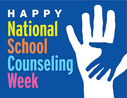 This week is National School Counselors Week! Ripley High School would like to say Thank You to our counselors for all of their dedication to our students. If you see your school counselor this week be sure to tell them Thank You!