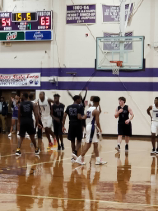 Big win for the Tigers tonight at Haywood 64-54! District tournament will begin Monday evening, the matchups are still being determined. #GoTigersGo