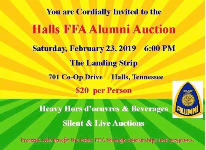 FFA Alumni Auction