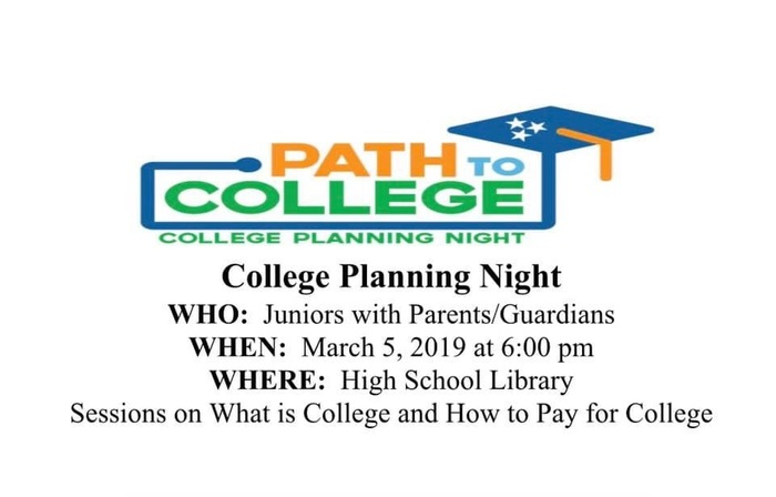 College Planning Night