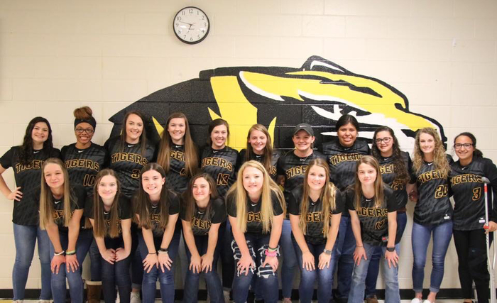 Lady Tiger Softball