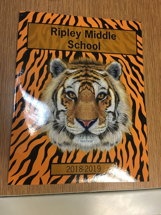 2018-19 RMS Yearbook