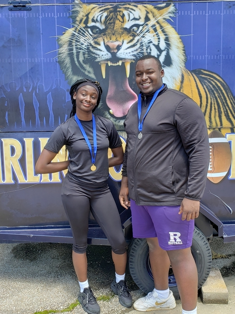 Tamia is Sub-State Champion in long jump and qualifer at TSSAA State Meet. Brian Sub-State Runner Up and qualifer at TSSAA State Meet.