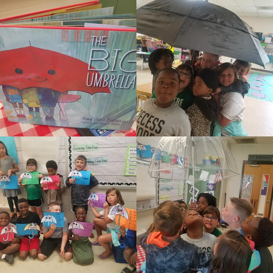 Fun at Read to Be Ready Summer Camp