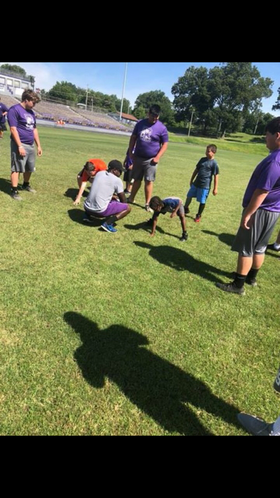 RHS Football Kids Camp was a great success. This was a wonderful opportunity for younger Tigers to meet and work with RHS Tigers and build basic knowledge of football.