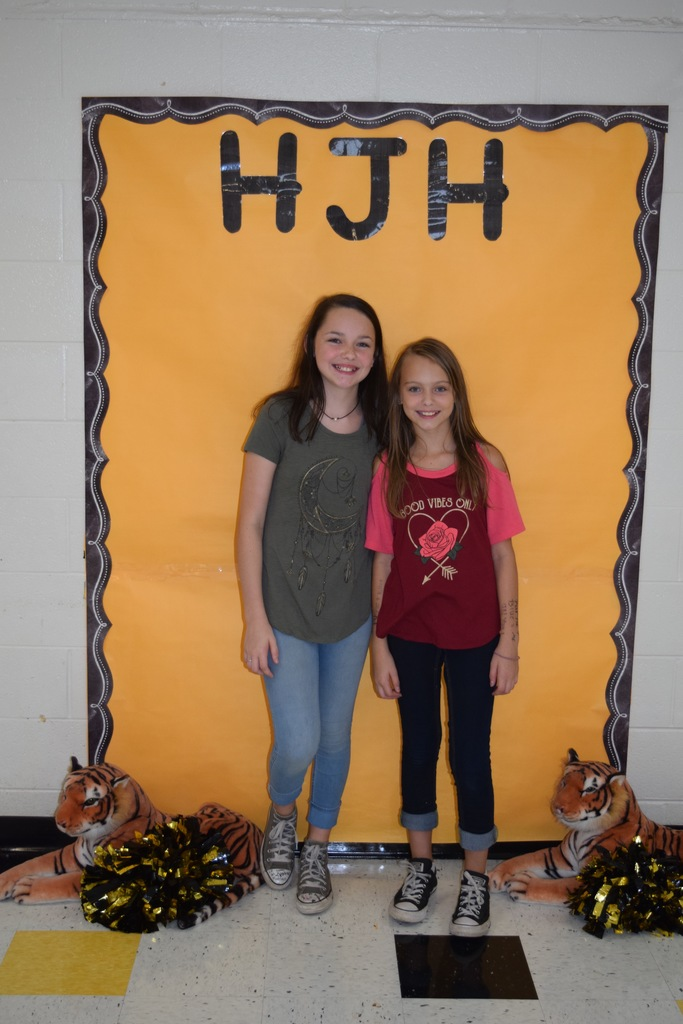 HJH 2019-20 First week of school